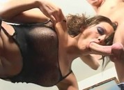 Big Tit Gaping Ass Parade #1, Scene 2
