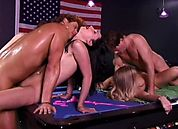 Lingerie Orgies, Scene 1