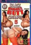 Black Bubble Butt Creampies #5