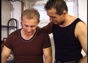 Gay twins wanking
