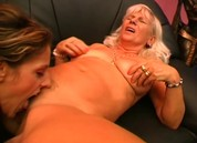 Grandma Loves Fucking, Scene 1