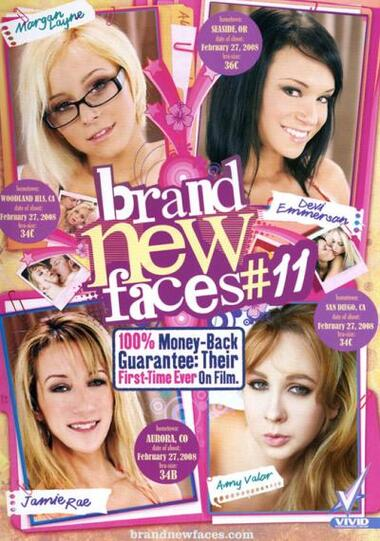 BRAND NEW FACES #11
