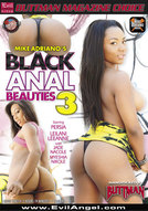 Black Anal Beauties #3