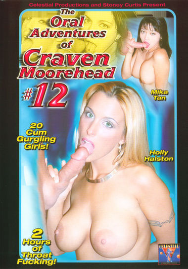 THE ORAL ADVENTURES OF CRAVEN MOOREHEAD #12