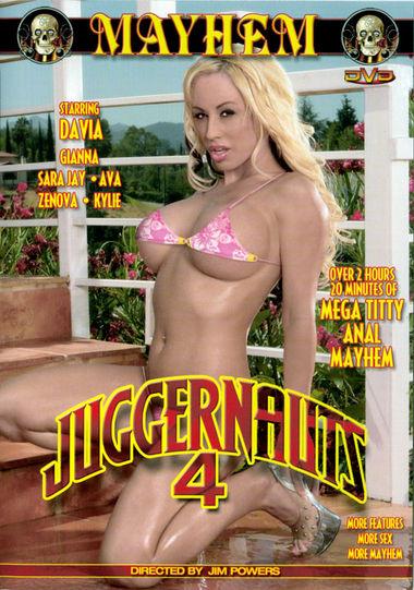 JUGGERNAUTS #4