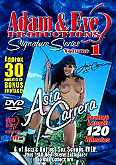 ASIA CARRERA SIGNATURE OF SEX
