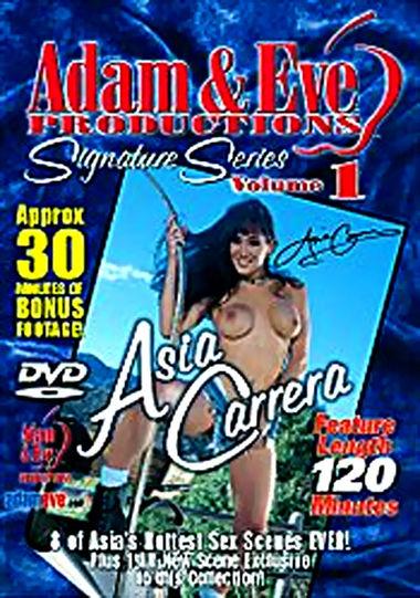 ASIA CARRERA SIGNATURE OF SEX