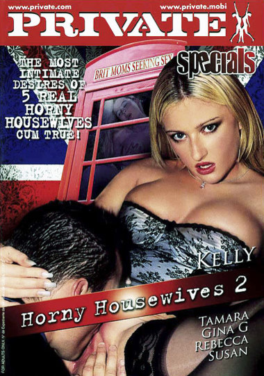 HORNY HOUSEWIVES #2