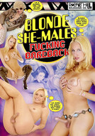 Blonde Shemales Fucking Bareback