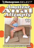 Amateur Anal Attempts #10