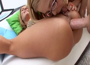 Anal Lessons, Scene 5
