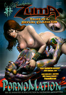 Pornomation #2: Zuma, Tales Of A Sexual Gladiator