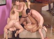 Office Swingers, Scene 2