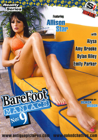 Barefoot Maniacs #9