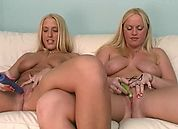 Casting Couch Cuties #12, Scene 1