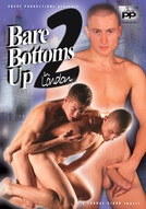 Bare Bottoms Up In London #2