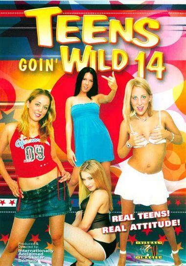 TEENS GOIN' WILD #14